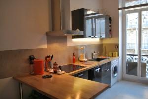 Cuisine - Appartement à Marseille - Vue d'ensemble